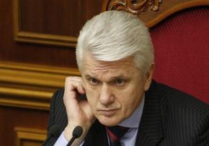Лицензии на телевещание: Литвин выступил за создание ВСК по расследованию законности конкурса Нацсовета