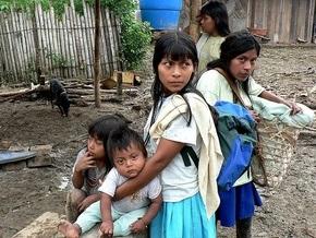 На юго-западе Колумбии расстреляны двенадцать индейцев