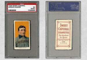 В США бейсбольную карточку продали за $2,1 млн