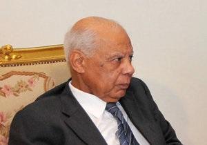 Египетский премьер-министр получил особые полномочия
