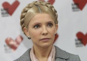 Турчинов: Тимошенко будет защищать свою честь в международных судах
