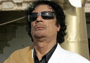 Сын Каддафи заявил, что на его отца охотятся заброшенные в Ливию диверсанты