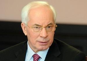 Азаров заявил о важности прогнозов погоды в развитии страны