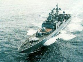 Отряд российских кораблей возвращается из Аденского залива
