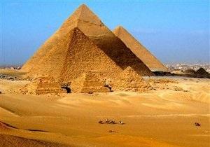 Ученые: На месте современного Египта  было гигантское озеро