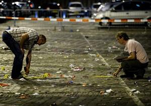 В Голландии обстреляли участников музыкального фестиваля