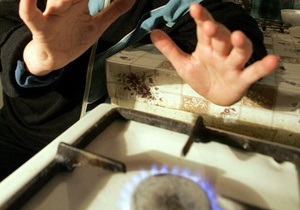 В Киевегазе рассказали, как пользоваться газовыми приборами во время морозов