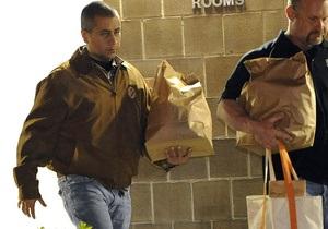 Патрульный, застреливший чернокожего подростка в США, выпущен из тюрьмы под залог