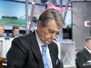 СП: БЮТ и КПУ в четверг начнут процедуру импичмента Ющенко