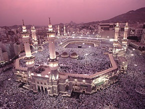 Из-за свиного гриппа иранцам запретили паломничество в Мекку во время Рамадана