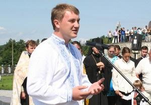 Батьківщина молода призывает студентов провести 1 сентября флешмоб Всех не посадишь!