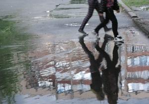 На День конституции в Украине удержатся неблагоприятные погодные условия