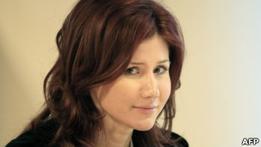 Анна Чэпман отсудила 100 тыс рублей у сайта Life News