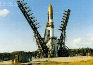 Россия вывела на орбиту военный спутник