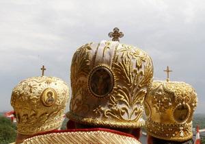 Церковь - УПЦ КП - Ъ: УПЦ КП хочет поднять вопрос автокефалии, в Московском патриархате выступили резко против