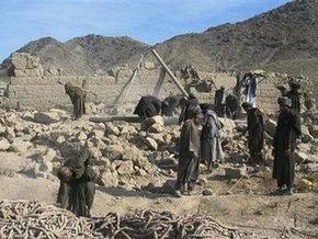 При ударе авиации НАТО в Афганистане погибли 95 мирных жителей
