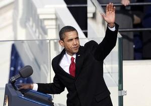 Сегодня - первая годовщина президентства Обамы
