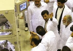 Из иранских лабораторий исчезло оборудование, используемое в создании ядерного оружия