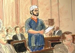 Подозреваемый в попытке теракта на Таймс-сквер признал вину