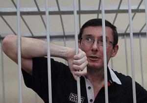 Луценко могут перевести из СИЗО в больницу