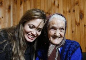 Анджелина Джоли получила разрешение на съемки фильма в Боснии