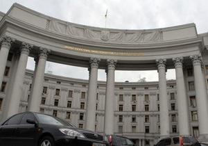 МИД Украины будет выдавать иностранным журналистам карточки-удостоверения