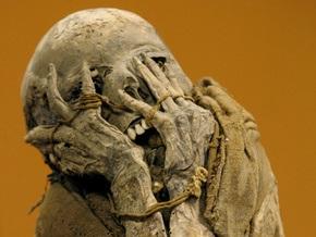 В Москве обнаружили мумию 90-летней женщины