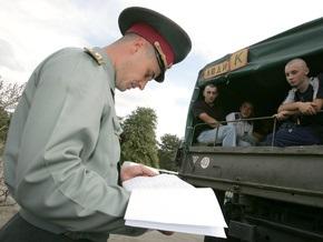 Из-за эпидемии Минобороны ускорило увольнение военнослужащих  в запас
