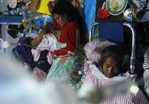 Число жертв цунами в Индонезии достигло 394 человек