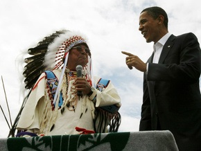 Индейцы потребовали от Обамы вернуть останки легендарного вождя