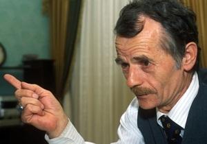 Джемилев: ФСБ выделяет для раскола крымских татар порядка 20 млн долларов