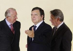 Представительство ЕС в Украине: Никто из еврокомиссаров не намерен посещать Евро-2012