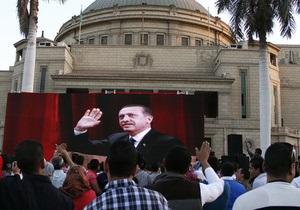 Премьер Турции обвинил Израиль в терроризме