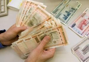 Инфляция в Беларуси за девять месяцев достигла 70%