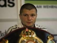 Украинский чемпион готов к защите титула