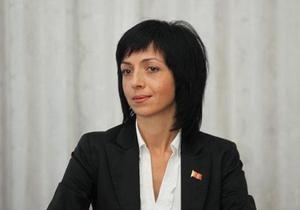 Украинка стала премьер-министром Приднестровья