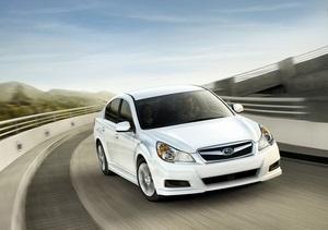 Subaru Impreza и Legacy стали доступнее благодаря новым ценам и специальным условиям кредитования Subaru Finance