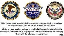 Власти США угрожают стереть данные с сайта Megaupload