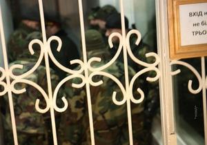 СБУ: Судебное заседание в СИЗО по аресту Тимошенко не противоречит закону
