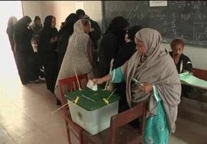 В Пакистане выборы проходят на фоне взрывов