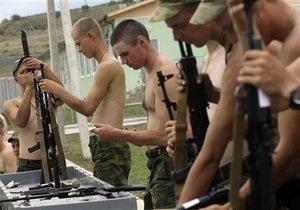 Генштаб РФ отказался призывать в армию студентов