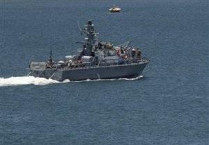 Израильские военные высадились на борт Rachel Corrie