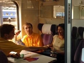 Укрзалізниця назначила на праздники 22 дополнительных поезда