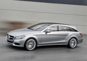 Конкурент BMW 5 и Audi A7: Mercedes-Benz представил прототип спортивного универсала