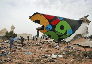 Фотогалерея: 103 погибших и один выживший. Авиакатастрофа в Триполи