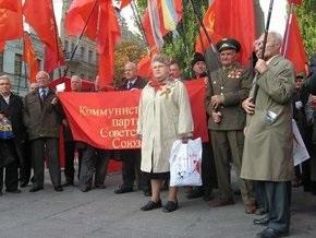 В Киеве планируется ряд акций по случаю годовщины Октябрьской революции