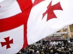 Грузинская оппозиция возобновляет акции протеста