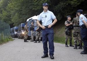 В доме убитой во Франции семьи нашли взрывчатые вещества