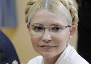 Тимошенко предложила ввести новую единицу измерения - родион
