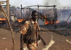 Южный Судан обвинил Судан в бомбардировках